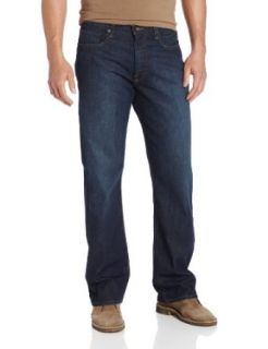 Lucky Brand Men's 181 Relaxed Straight Leg Jean in Old Carriage at  Men�s Clothing store