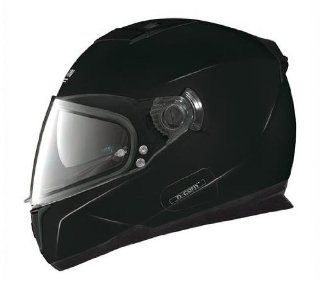 Nolan N 86 N Com Solid Helmet , Gender Mens/Unisex, Helmet Type Full face Helmets, Helmet Category Street, Distinct Name Black, Primary Color Black, Size 2XL N8R5270330038 Automotive