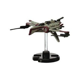 Star Wars Miniatures ARC 170 Starfighter # 17   Starship Battles Toys & Games