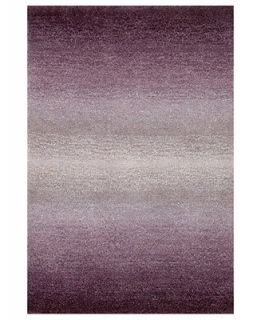 Liora Manne Area Rug, Ombre 9663/49 Horizon Purple 8 x 10   Rugs