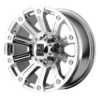 "KMC Wheels XD Series Ambush XD441 Chrome Wheel (18x9""/8x165.1mm) Automotive"