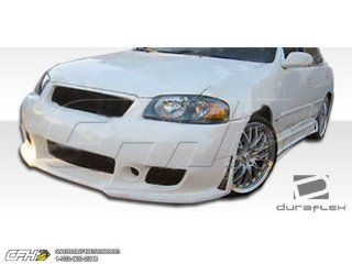 2004 2006 Nissan Sentra Duraflex B 2 Body Kit   4 Piece   Includes B 2 Front Bumper Cover (103314) B 2 Rear Bumper Cover (103315) B 2 Side Skirts Rocker Panels (100147) Automotive