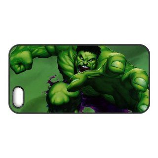 DIY Style Cover Cases Hulk for iPhone 5 (TPU) Top Films Collection DIY Style 159 Cell Phones & Accessories
