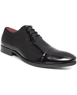 Kenneth Cole Dot Matrix Dress Lace Up Oxfords   Shoes   Men