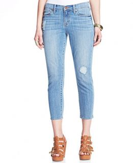 Lucky Brand Sofia Skimmer Cropped Skinny Jeans   Jeans   Women