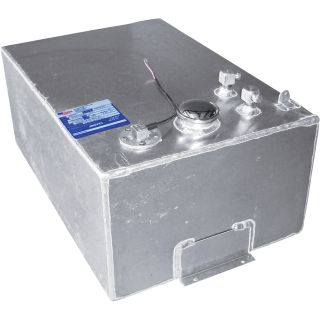 RDS General-Purpose Marine Fuel Tank — 18-Gallon, Rectangle with Electric Sending Unit, Model# 62533  Auxiliary Transfer Tanks