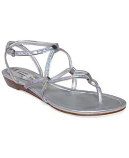 Marc Fisher Mags Flat Sandals   Shoes