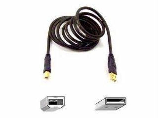 Belkin Gold Series USB cable   6 ft (F3U133V06 GLD)   Computers & Accessories