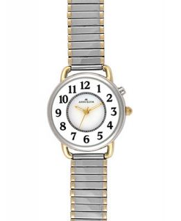 Anne Klein Watch, Womens Two Tone Mixed Metal Bracelet 10 9111MPTI   Watches   Jewelry & Watches