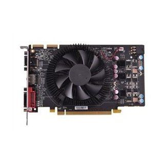 XFX ATI Radeon HD6770 1 GB DDR5 VGA/DVI/HDMI PCI Express Video Card HD677XZNLC Electronics