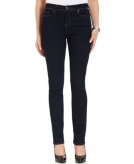 Levis 512 Perfectly Slimming Skinny Jeans, Indigo Sky Wash   Women