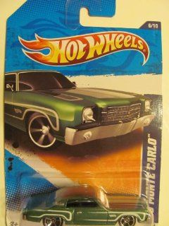 Hot Wheels 2011, '70 Monte Carlo 106/244. Muscle Mania. 164 Scale. Toys & Games