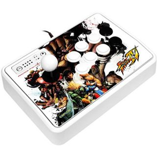 Mad Catz Official Street Fighter IV FightStick (PS3) Accessories