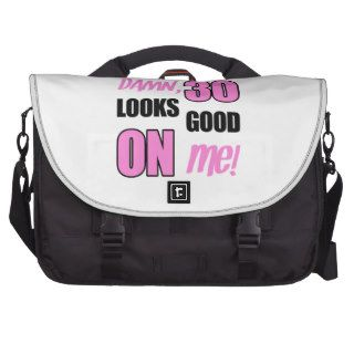 Funny 30th Birthday Gag Gift Commuter Bag