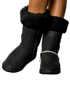 Bogan Boots Classic Tall Sheepskin Boots Shoes