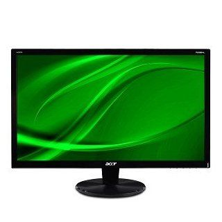 "23"" Acer P236HL DVI/HDMI Blu ray 1080p Widescreen LED LCD Monitor w/HDCP Support (Black) Computers & Accessories"