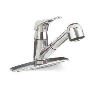 Premier Chrome Kitchen Faucet Pull Out Spout Sprayer Sonoma Collection
