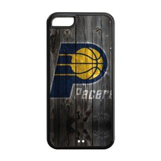 Custom Indiana Pacers Cover Case for iPhone 5C IP 25808 Cell Phones & Accessories