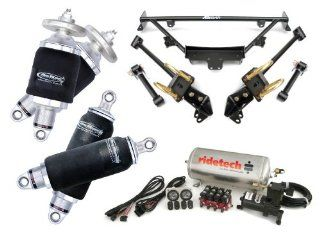 RideTech 1964, 1965, 1966 Ford Mustang Level 1 Air Suspension System Kit by Air Ride Technologies Automotive