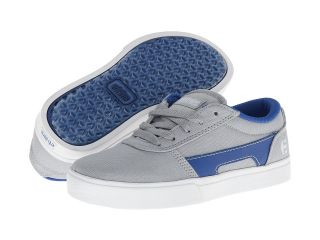 etnies Kids RCT Boys Shoes (Gray)
