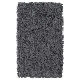 Mohawk Home Memory Foam Bath Rug   Gray