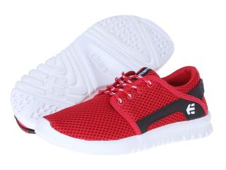 etnies Kids Scout Boys Shoes (Red)