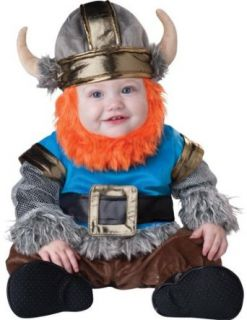Baby boys   Lil Viking Toddler Costume 12 18 Months Halloween Costume Clothing