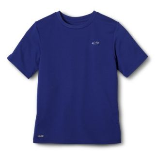 C9 by Champion Boys Short Sleeve Endurance Tee   Blue Dream XS