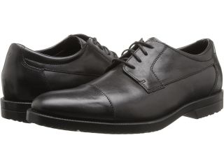 Rockport DresSport 3.0 Cap Toe Mens Lace Up Cap Toe Shoes (Black)