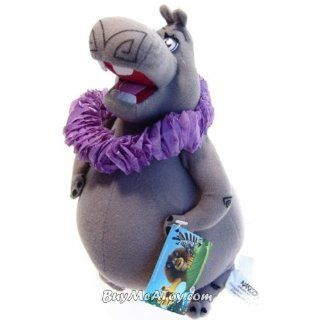 "Madagascar Movie Gloria the Hippo 11"" Inch Plush Doll Stuffed Toy Toys & Games"