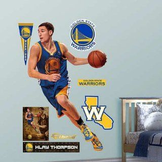 (48x78) Golden State Warriors NBA Klay Thompson 2012 Wall Decal Sticker   Prints
