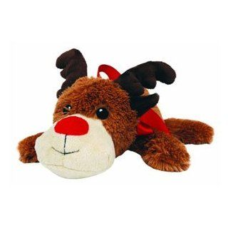 Kong Holiday Reindeer Plush Dog Toy