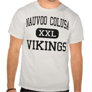 Nauvoo Colusa   Vikings   Senior   Nauvoo Illinois T Shirts
