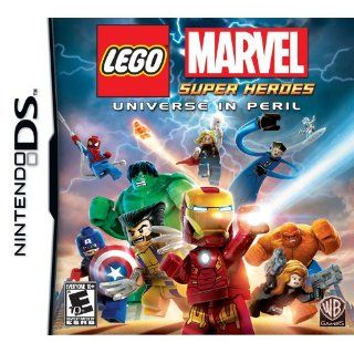 LEGO Marvel   Nintendo DS Video Games