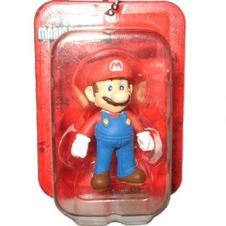 Mario Figure   New Super Mario Bros. Wii Mini Blister Collection Takara Tomy Nintendo Toys & Games