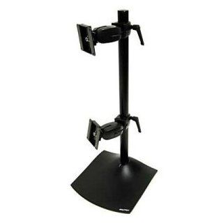DS100 Dual Monitor Desk Stand, Vertical