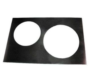 "Apw Wyott 14880 2 Hole Adapter Plate To Convert 12 X 20"" Opening 14880 Health & Personal Care"