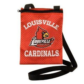Louisville Cardinals NCAA Game Day Jersey Pouch  Sports Fan Bags  Sports & Outdoors