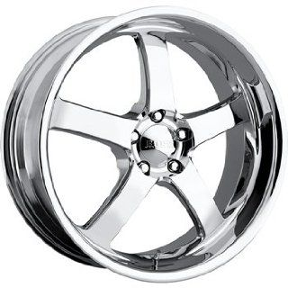 Boss 335 22 Chrome Wheel / Rim 5x5.5 with a 20mm Offset and a 108.20 Hub Bore. Partnumber 33560957 Automotive