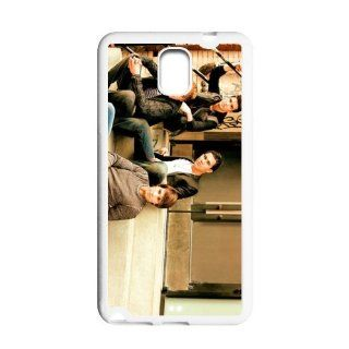Big Time Rush Band Samsung Galaxy Note 3 N9000 Great Designer Back TPU case Cover Protector Cell Phones & Accessories