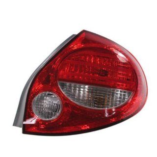 OE Replacement Nissan/Datsun Maxima Passenger Side Taillight Assembly (Partslink Number NI2801138) Automotive