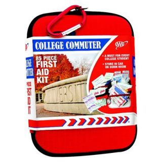 College Commuter 85 pc. First Aid Kit