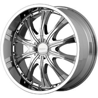 Diamo DI030 22x9.5 Chrome Wheel / Rim 5x5.5 & 5x150 with a 35mm Offset and a 110.50 Hub Bore. Partnumber DI03022986235 Automotive