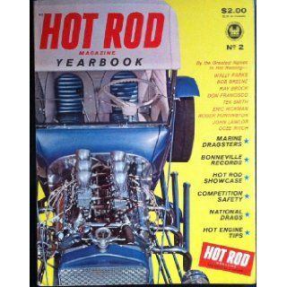 Hot Rod Magazine Yearbook Number 2 Books