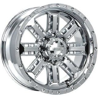Gear Alloy Nitro 22x9.5 Chrome Wheel / Rim 8x6.5 with a 25mm Offset and a 130.20 Hub Bore. Partnumber 723C 2298118 Automotive