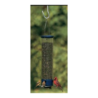 Droll Yankees Yankee Whipper Squirrel-Proof Bird Feeder, Model# YCPD90  Bird Baths   Houses