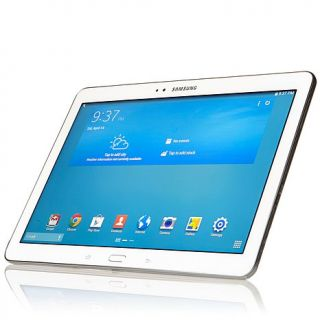"Samsung Galaxy TabPRO 10.1"" Quad Core 16GB Tablet with Dual Cameras and App Bun"
