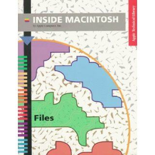 Inside Macintosh Files Apple Computer Inc, Inc Staff Apple Computer 9780201632446 Books
