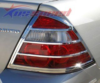 2005 2007 Ford Five Hundred Chrome Tail Light Covers 2PC Automotive