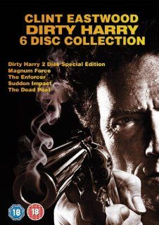 Dirty Harry Collection [DVD] Movies & TV